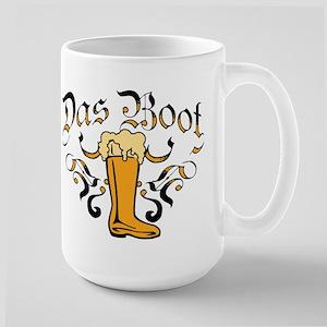 Das Boot Of Beer Mug