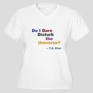 Dare Disturb Plus Size T-Shirt
