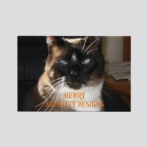Henry the big kitty! (Orange print)