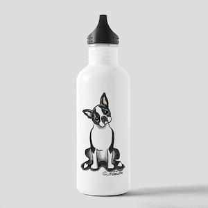 Boston Sit Pretty Stainless Water Bottle 1.0L