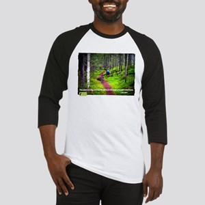 Forest Wilderness Baseball Jersey