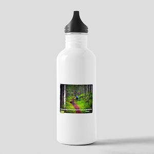 Forest Wilderness Water Bottle