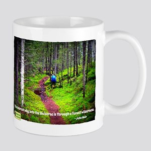 Forest Wilderness Mug