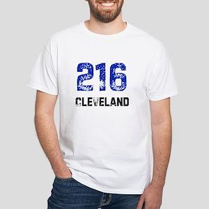 216 White T-Shirt