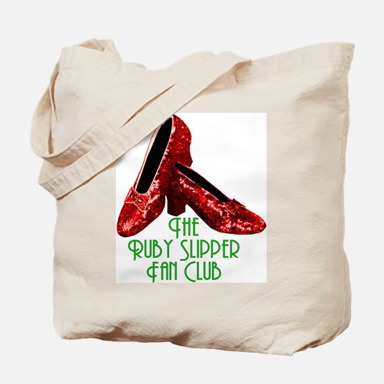Ruby Slipper Fan Club Tote Bag