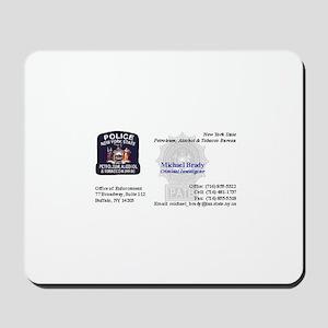PATB Police Mousepad