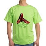 Ruby Slipper Fan Club Green T-Shirt