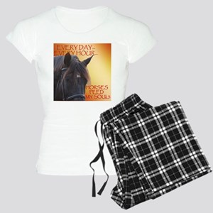 Horses feed my soul Pajamas