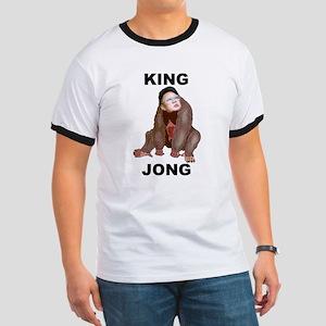 Kim Jong Il - King Jong Ringer T