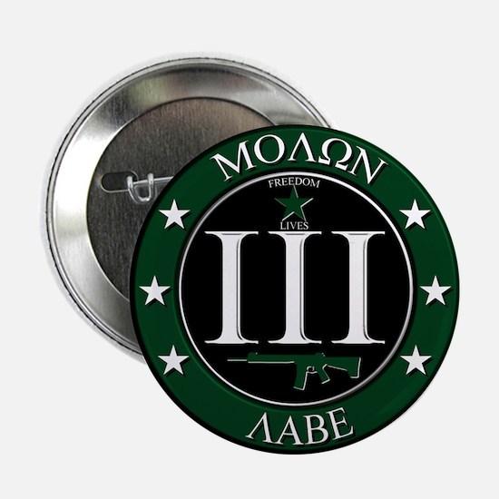 """Molon Labe 2.25"""" Button (10 pack)"""
