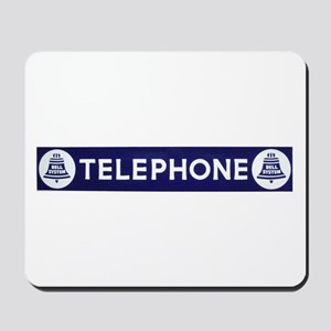 Telephone Mousepad