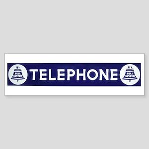 Telephone Sticker