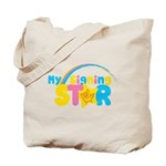 My Signing Star Tote Bag