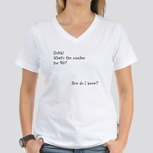 Number for 911 T-Shirt