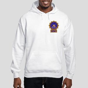 PATB Police Hooded Sweatshirt