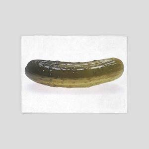 pickle huge 5'x7'Area Rug