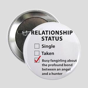 "Relationship Status Wincest 2.25"" Button"