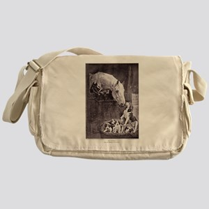 The Mothers Meeting Messenger Bag