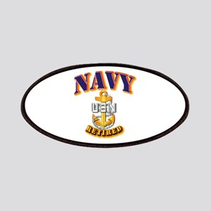 NAVY - CPO - Retired Patches