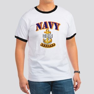 NAVY - CPO - Retired Ringer T