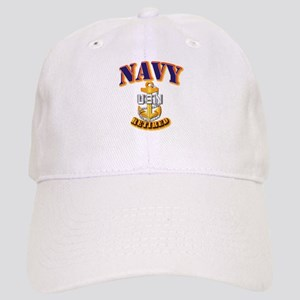 e73fafbc54d Us Navy Retired Hats - CafePress