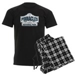 Pinnacles National Park Men's Dark Pajamas