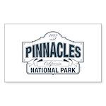 Pinnacles National Park Sticker (Rectangle 50 pk)