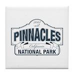 Pinnacles National Park Tile Coaster