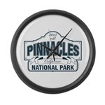 Pinnacles National Park Large Wall Clock