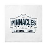 Pinnacles National Park Queen Duvet