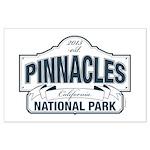 Pinnacles National Park Large Poster