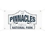 Pinnacles National Park Banner
