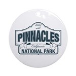 Pinnacles National Park Ornament (Round)