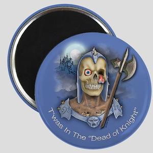 Skeletal Dead of Knight Magnet