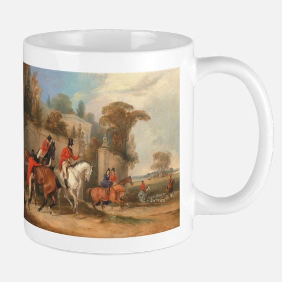Getting Ready for the Hunt Mug