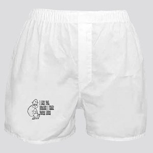 I Like You, Because I Think Youre Nuts Boxer Short