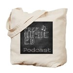 FreeMusicEd Podcast Tote Bag