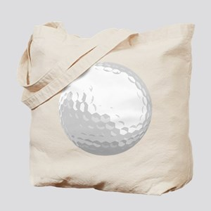 Golf Ball Club PGA Masters Tote Bag