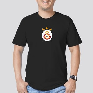 Galatasaray Men's Fitted T-Shirt (dark)