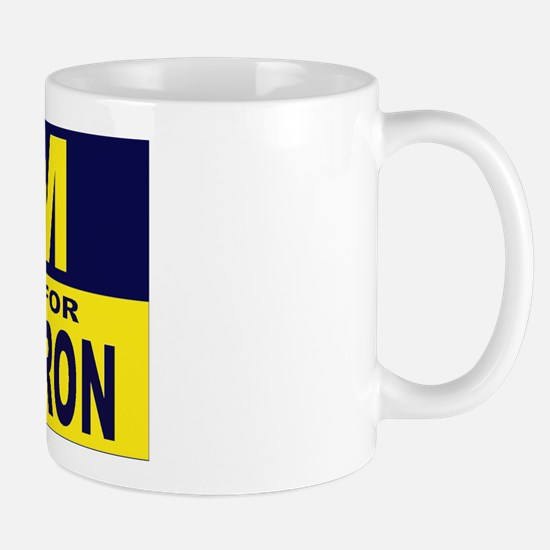 m is for moron-mug Mugs