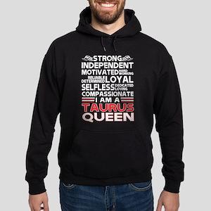 Strong Independent Motivates Taurus Que Sweatshirt