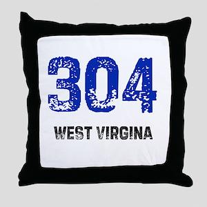 304 Throw Pillow