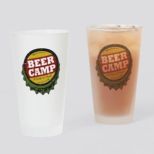 Beer Camp Drinking Glass