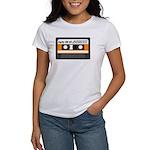 Maths + retro - orange T-Shirt