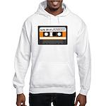 Maths + retro - orange Hoodie