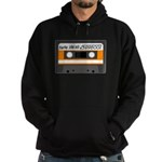 Maths + retro - orange Hoodie