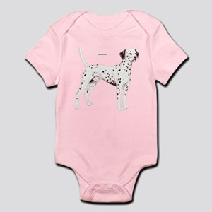 Dalmatian Dog Infant Bodysuit