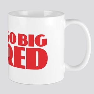 Go Big Red Mugs