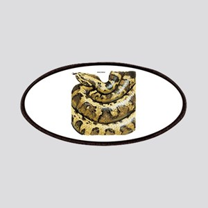 Anaconda Snake Patches