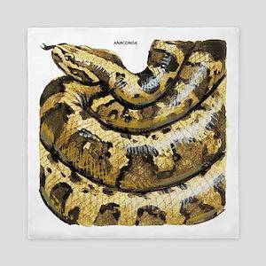 Anaconda Snake Queen Duvet
